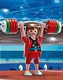 Playmobil Sports Weightlifter Set