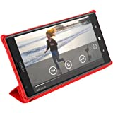 Nokia Protective Case Cover for Nokia Lumia 1520 - Red (discontinued by manufacturer)