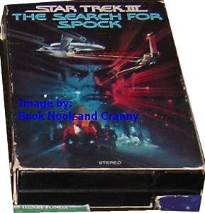 Star Trek III, The Search for Spock BETAMAX FORMAT