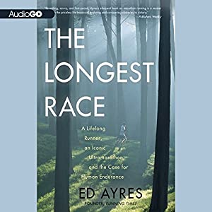 The Longest Race Hörbuch