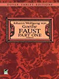 Image of Faust, Part One: Pt. 1 (Dover Thrift Editions)