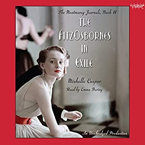 The FitzOsbornes in Exile Audiobook