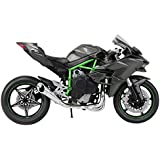 スカイネット 1/12 完成品バイク Kawasaki Ninja H2R