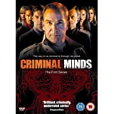 Criminal Minds - Season 1 Complete [DVD]by Mandy Patinkin