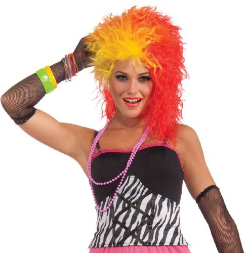 Dance Party Princess Costume Wig - Adult Std.