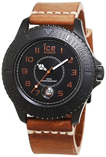 Ice-Watch Ice-Heritage - Mocha - big HE.LBN.BM.B.L.14 - Orologio da polso da uomo, cinturino in pelle colore marrone