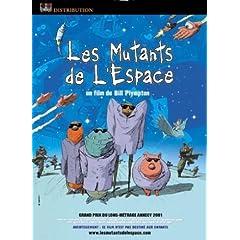 Les mutants de l'espace - Bill Plympton