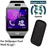 HTC-Desire-501-Compatible-Ceritfied-High-Quality-Touch-Screen-Bluetooth-Smart-Watch-with-SIM-Card-Slot-And-NFC-Cell-Phone-Watch-Phone-Remote-CameraAssorted-Color-with-FREE-GIFT