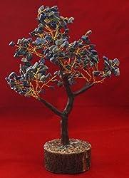 Healing Crystals India: Lapis Gemstone Tree by Healing Crystals India