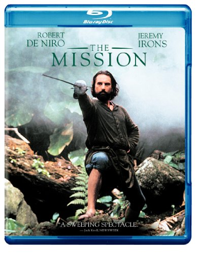Cover art for  The Mission [Blu-ray]