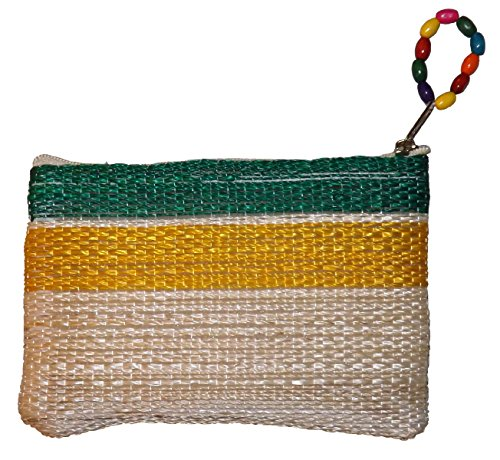 Green Breeze Imports Abaca Womens Mini-Bag