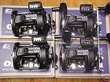 4 Pack Okuma Magda Pro 20DX Linecounter Fishing Reel