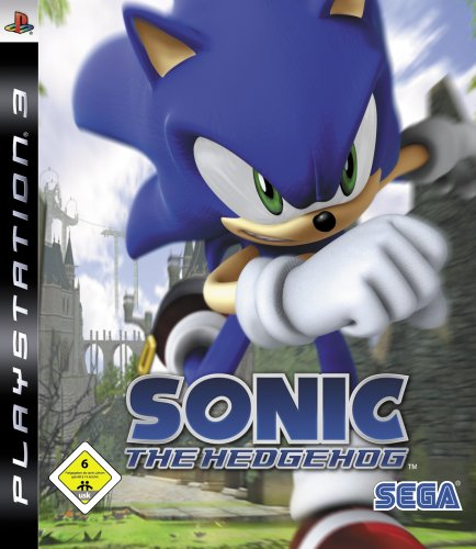 Sonic - The Hedgehog [Edizione : Germania]