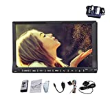 2 Din HD Digital touch screen Car DVD Player Universal 7