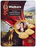 Walkers  Pure  Butter  Shortbread  Robert  Burns Tin (Assorted), 10.6-Ounce