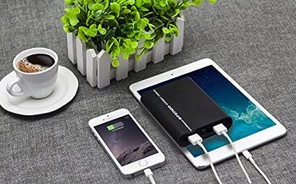 Afendo 10400mAh Dual USB Power Bank
