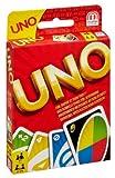 Toy - Mattel W2087 - Uno, Kartenspiel