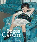 img - for Degas/Cassatt book / textbook / text book