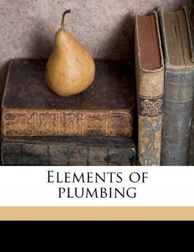Elements of plumbing