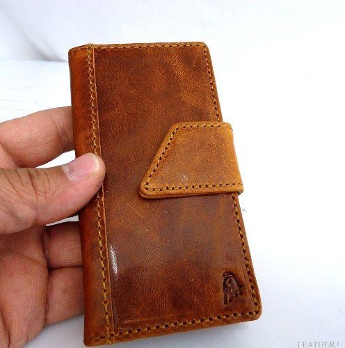 Special Sale Genuine 100% Leather Case for Apple Iphone 5 Book Cover Wallet Id Stand Holder Iphone5