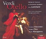 Otello - Margaret Price / Giuseppe Giacomini (2CD) Giuseppe Verdi