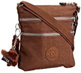 Kipling Women's Alvar Xs Small Shoulder Bag Beige Brown K15047705