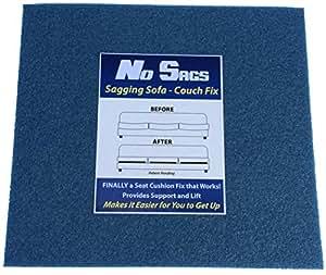 Amazoncom No Sags Sagging Sofa Couch Cushion Fix