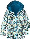 Zutano Unisex-Baby Infant Digital Reversible Zip Hooded Sweatshirt