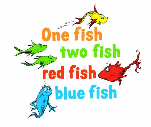 dr seuss characters fish