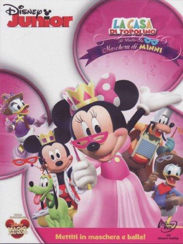La casa di topolino cofanetto speciale minni 3 dvd for La fattoria di topolino