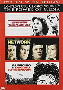 Controversial Classics: Volume 2 - The Power of Media (All the President's Men / Network / Dog Day Afternoon) (Sous-titres français)