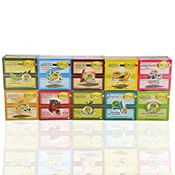 GTEE ALL VARIENT (10s Tea Bags X 10 PACKS)