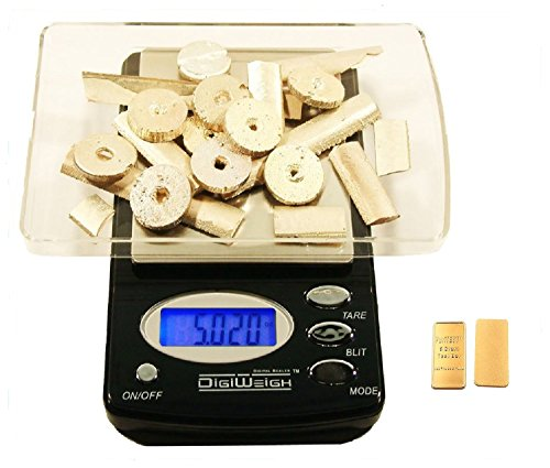 Digital Reloading Scale 1000X0.1G Weighs Grains Gun Rifle Powder Ammo Bullet, Victorian Cupboard, Cabinet front-294611
