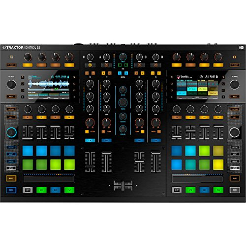 Fantastic Deal! Native Instruments Traktor Kontrol S8 DJ Controller