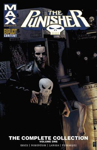 The Punisher 1: The Complete Collection