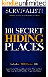 101 Secret Hiding Places | Hide What You Don't Want Found! (Survival Guide Series)