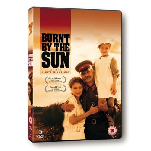 an analysis of burnt by the sun a movie