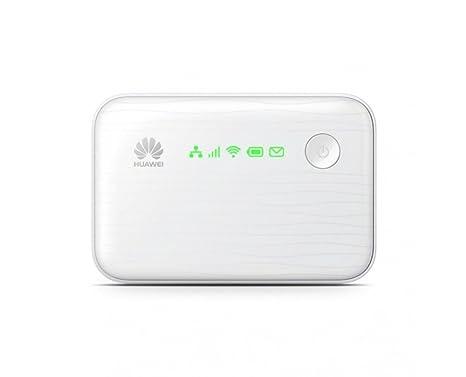 Huawei E5730 Routeur Wi-Fi avec Batterie 5200 mAh Blanc