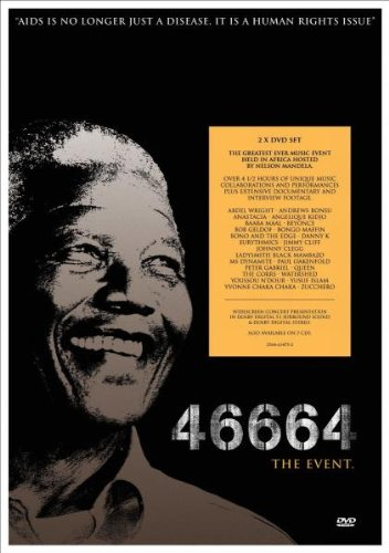 Various Artists - 46664 the Event - Nelson Mandela Concert [DVD]