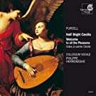 Purcell: Odes for Saint Cecilia's Day