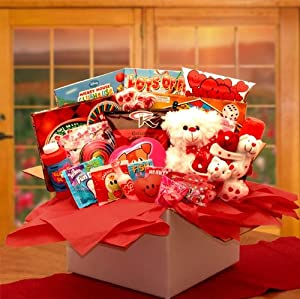 My Little Sweethearts Valentine Care Package