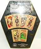 Disneys the Nightmare Before Christmas Set of 52 Playing Cards in Black Coffin Display Great Looking Pictures on Cards