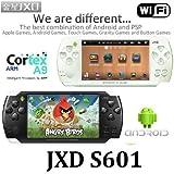 JXD S601/Android2.3搭載 メディアプレイヤー ブラック / JXD