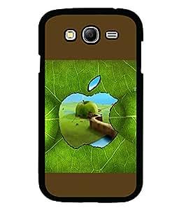 printtech Apple Green Leaf Back Case Cover for Samsung Galaxy Grand 2 G7102::Samsung Galaxy Grand 2 G7106