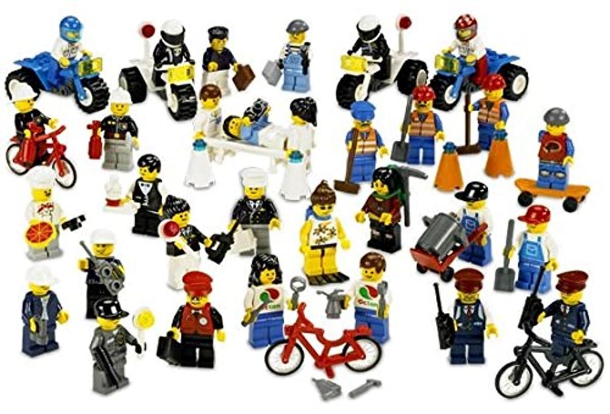 [해외] LEGO 9247 COMMUNITY WORKERS 2005년 판 레고 커뮤니티워커의-9247