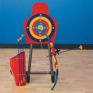 Skillbuilder Bow and Arrow Target Set