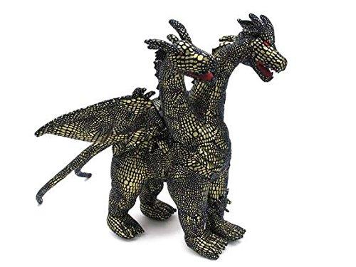 Godzilla: Keizer Ghidorah 11 Plush (Tamaño: 11 inches)