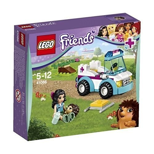 Brand-new-LEGO-Friends-41086-Ambulance-of-the-animal-block-From-JAPAN