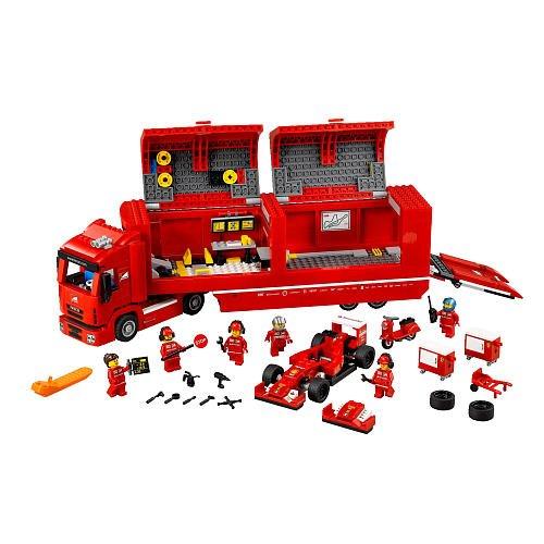 LEGO Scuderia Ferrari Truck (75913) lego education 9689 простые механизмы