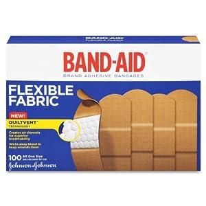 Amazon Com Band Aid Johnson Amp Johnson Band Aid Flexible